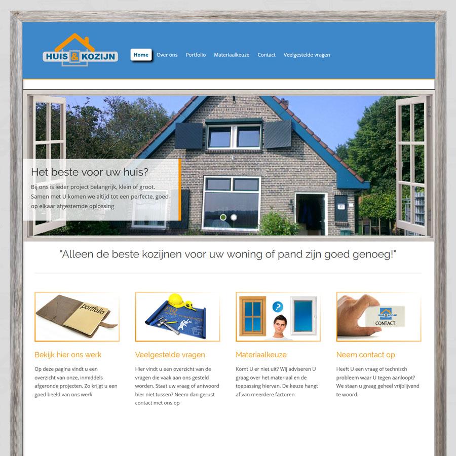 Huis en kozijn.nl - design